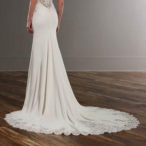 🌹Martina Liana Wedding Dress 753